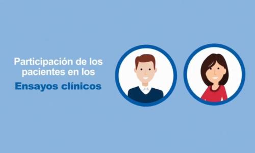 Participación de los Pacientes en los Ensayos Clínicos.